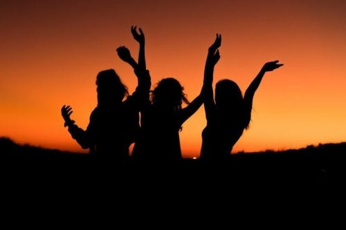 3 former for venskab, men kun et sandt venskab dør aldrig