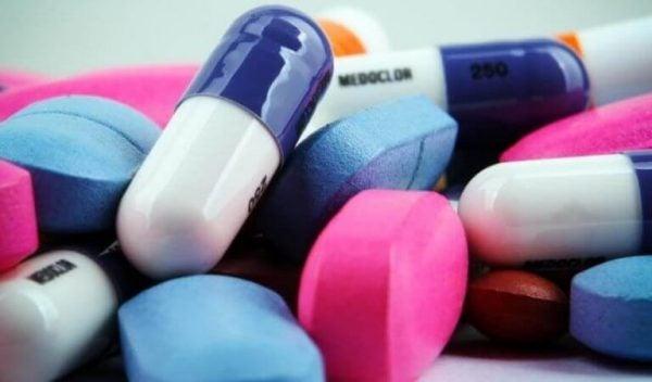 Alprazolam i pilleformat
