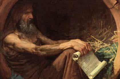 5 foruroligende citater af Diogenes den Kyniske