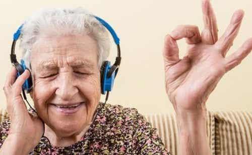 Musik og Alzheimers: fremkalder følelserne