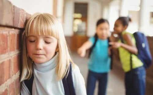 5 tegn, som afslører, om et barn bliver mobbet