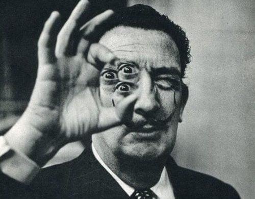 Opdag 7 overraskende citater af Salvador Dalí