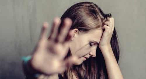 Psykologiske virkninger af vold i hjemmet