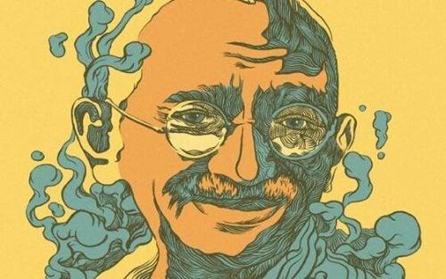 35 citater fra Gandhi: forstå hans filosofi