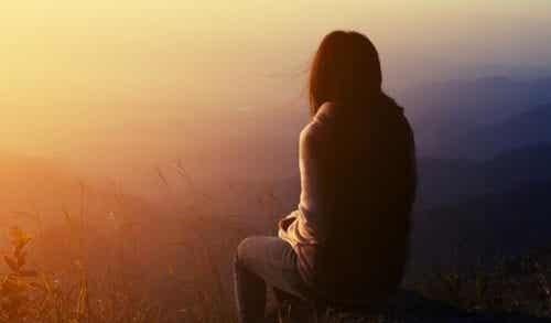 Uacceptabel sorg, der ikke anerkendes af andre