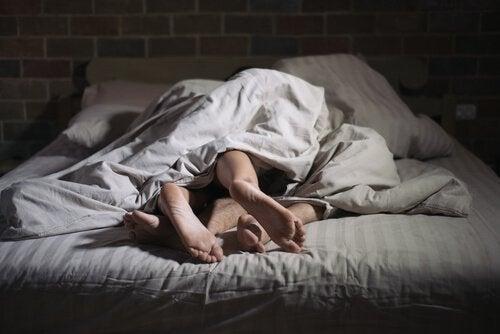 Sexsomni: personer, der har sex i søvne