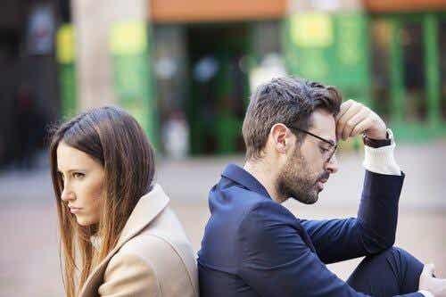 Træt af altid at skændes med din partner?