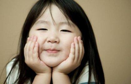 Særlig sensitiv kinesisk pige
