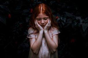 Særlig sensitiv lille pige