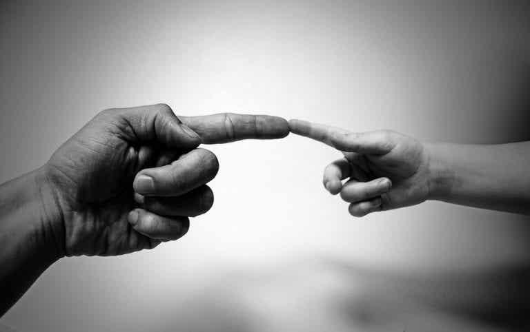 Enhver gestus er en verden med en betydning