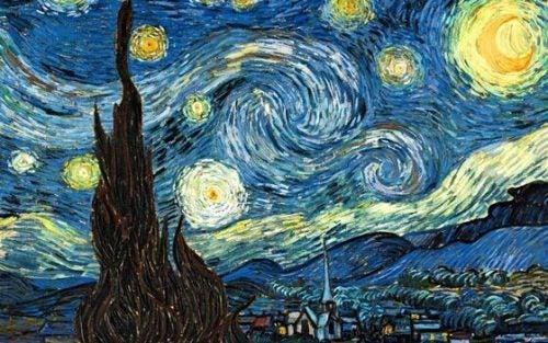 Vincent Van Gogh og kraften ved synæstesi i kunst