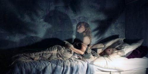 Søvnlammelse: En forfærdelig oplevelse