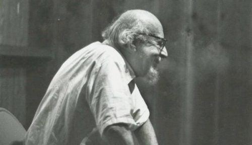 Fritz Perls, en interessant person i psykologiens historie
