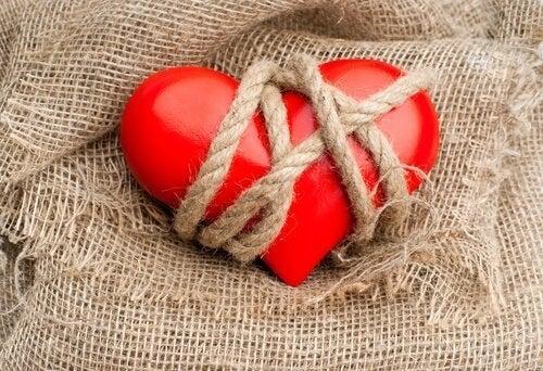 Et bundet hjerte