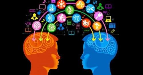 Øget intelligens ved relationer