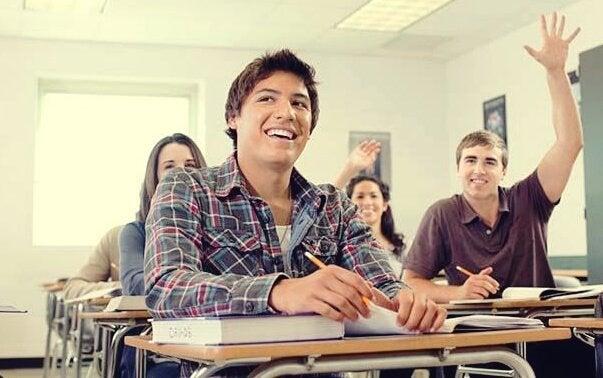 Elever skal forbedre deres selvværd i skolen