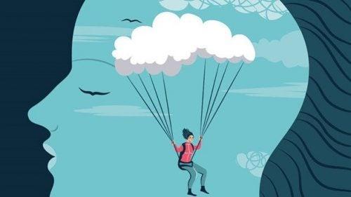 De 4 forskellige typer intuitiv tænkning eller intuition