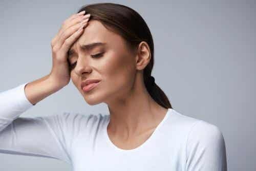 Du kan helbrede hovedpine med vand og ikke panodiler