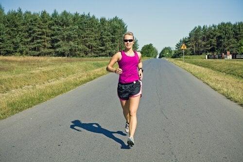 Power walking har mange fordele for vores selvværd