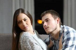 Kvinde afviser mand på grund af malaxofobi