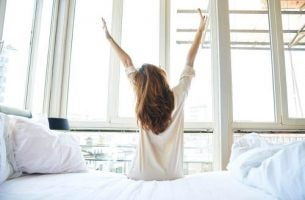 Kvinde har formået at undgå at vågne op træt