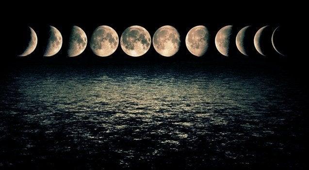 Månens cyklus