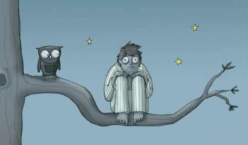 Hvor lang tid kan en person gå uden søvn?