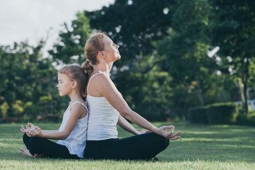Det er en gave at lære at meditere