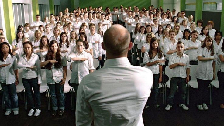 manipulationsteknikker bliver brugt i et klasselokale