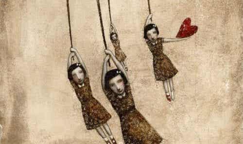 Når du er fanget i en kærlighedsløs emotionel alder