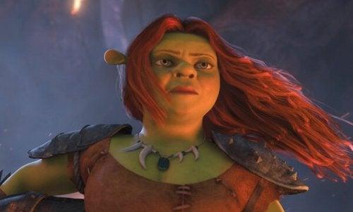 Prinsesse Fiona er sin egen heltinde