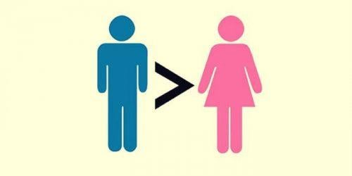 Symbol for chauvinisme