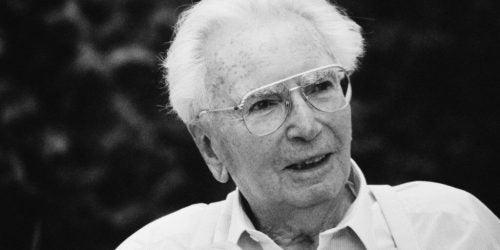 Viktor Frankl var en østrigsk neurolog og psykiater