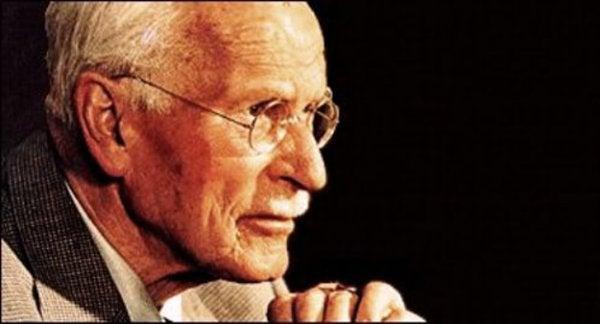 Portræt af Carl Jung, der udviklede teorien om skyggearketypen