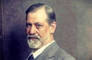 Sigmund Freud en af historiens største psykologer