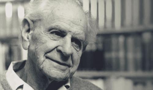 7 af de bedste citater af Karl Popper