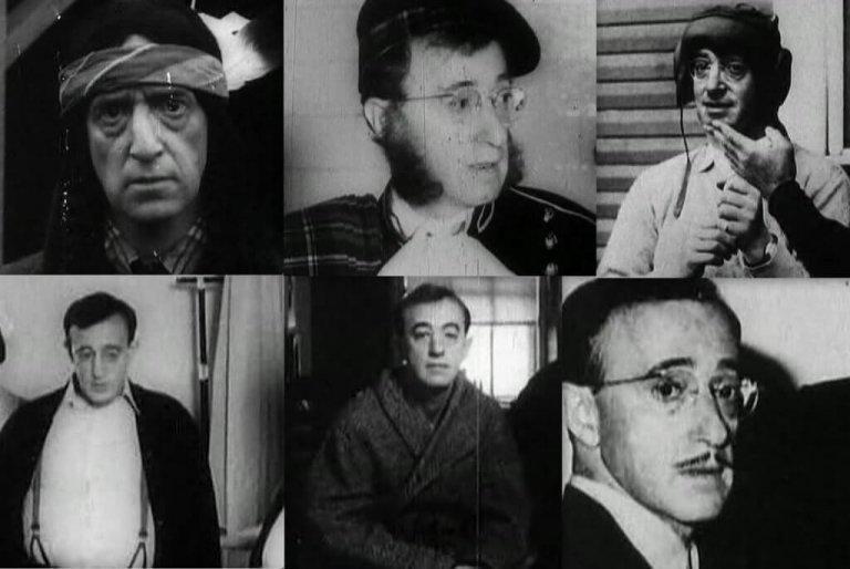 John Lennon og Woody Allen