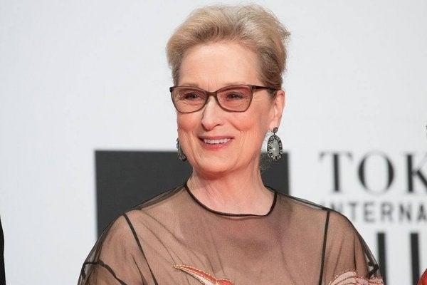 Meryl Streep er et godt forbillede, hvis du ønsker at blive mere karismatisk
