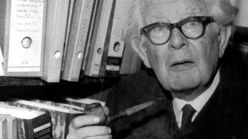 Jean Piaget, en af verdens mest berømte psykologer
