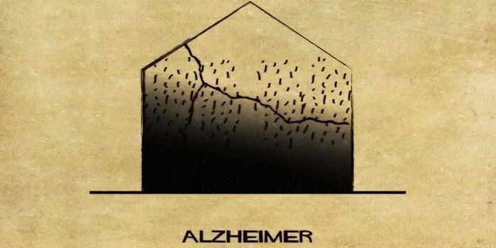 Alzheimers som hus