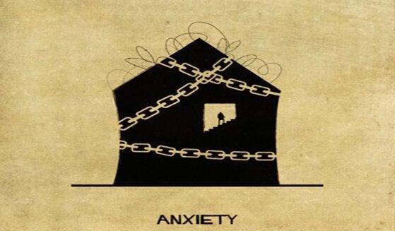 Angst som hus