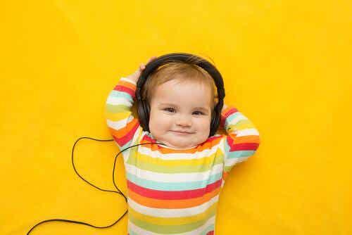 Musik og intelligens i forhold til børn