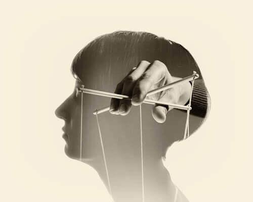 Den mørke triade er manipulerende som en dukkefører i hjernen
