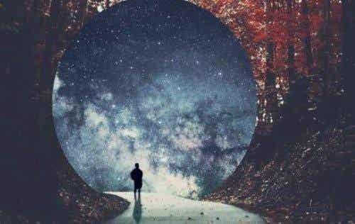 Fødslen af egoet i vores personlighed