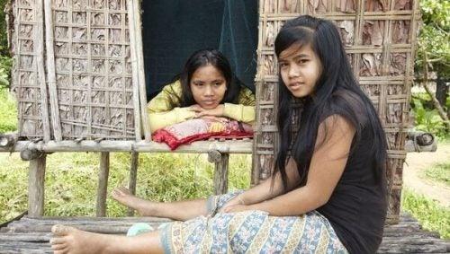 Indfødte børn