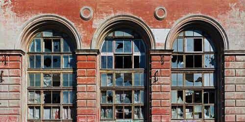 Teorien om de ødelagte vinduer