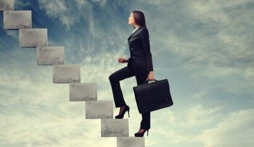 Sådan opnår du succes på nyt arbejde