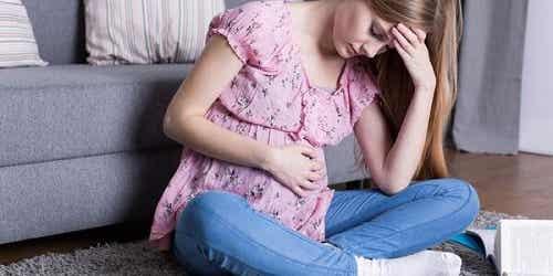 Pregoreksi - Frygt for at tage på under graviditet