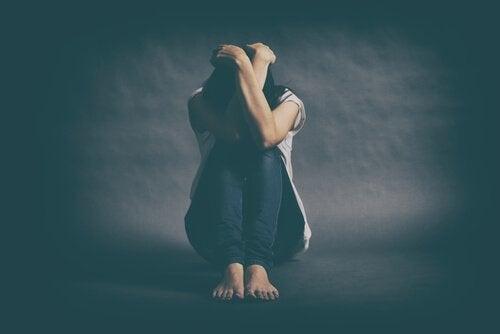 Kvinde med depression: kan ketamin være antidepressivt?