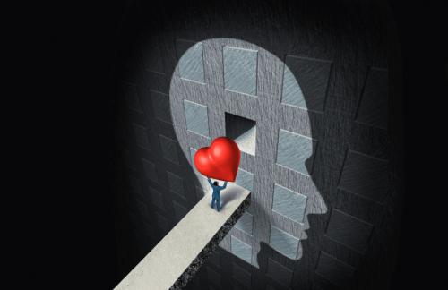 De to værdifulde sider af følelser - som en mønt